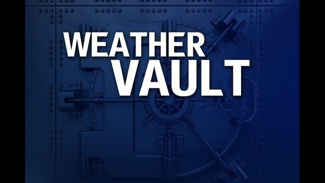 Weather Vault: Valentine's Day 2014 Snow