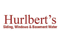 Hurlbert's Siding Windows & Basement Water Control