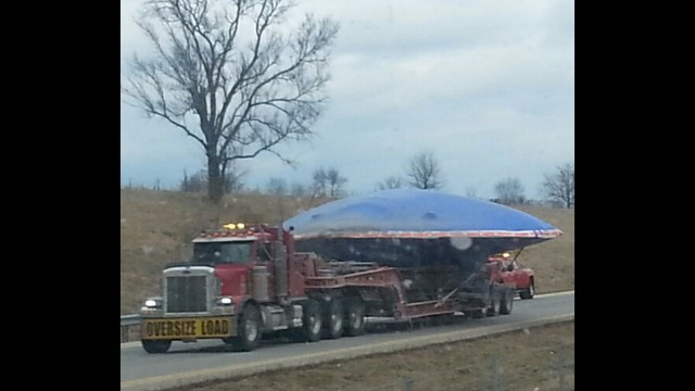 Mystery cargo on I-74 leaves many asking questions