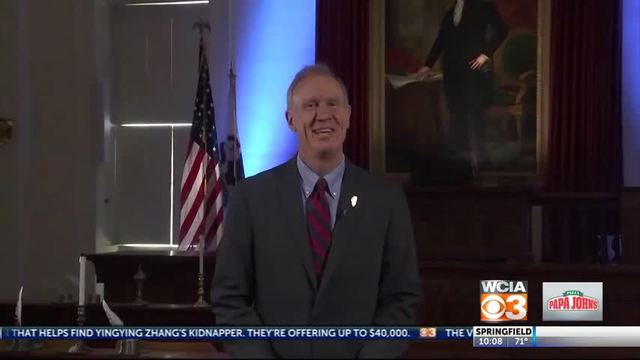Illinois Senate Overrides Vetoes Of Budget Plan, Income Tax Increase