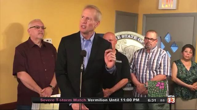 Rauner taking a softer approach to school funding impasse