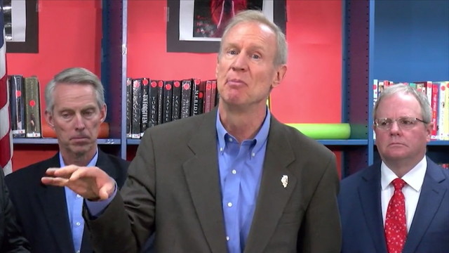 Governor Rauner to Talk Education Funding in Rockford Monday