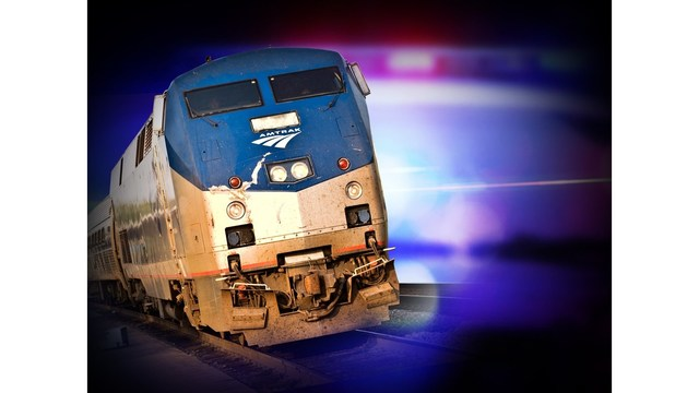 1 dead after train strikes vehicle  in Brighton