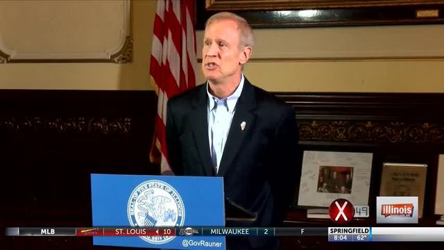 Gov. Rauner Will Borrow $6 Billion to Pay off Illinois' Debt