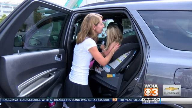 Police could keep an eye on car seats