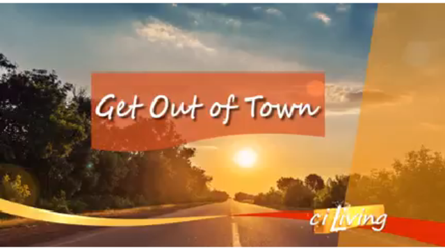 Get Out of Town with Marcia Frost