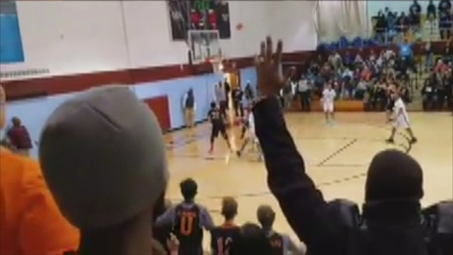Buzzer beater sends Tigers to state!