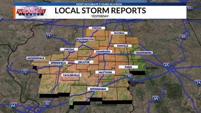 Severe Weather Center | WCIA com
