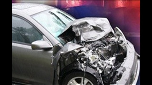 One dead in two-car collision