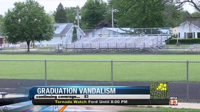Teen to pay vandalism damages