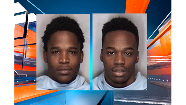 2 arrested w/suspected shooter in court