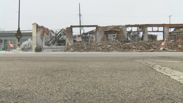 Fire impacts more than burned business