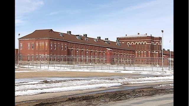 Prison inmates attack two correctional officers